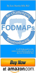 Reintroducing FODMAPs Kindle Edition