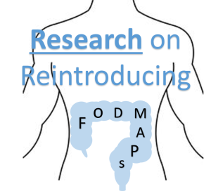 Research on Reintroducing FODMAPs