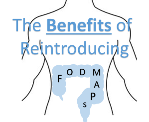 The Benefits of Reintroducing