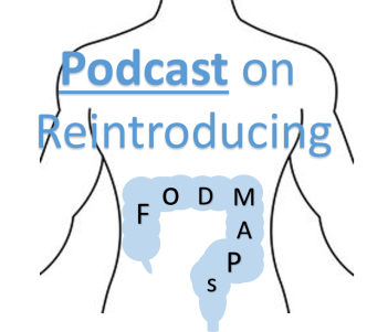 Podcast on Reintroducing FODMAPs
